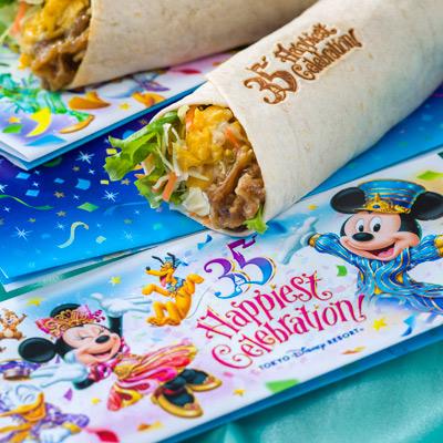 """กิจกรรมฉลองครบรอบ 35 ปี โตเกียวดิสนีย์รีสอร์ท""""Happiest Celebration!"""""""