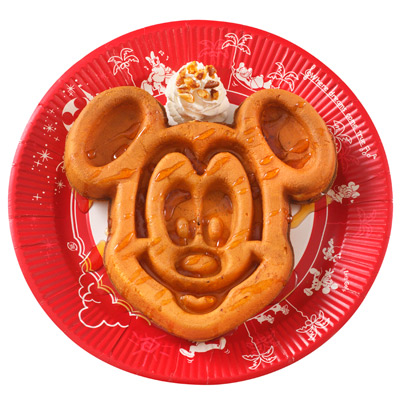 Mickey shaped items