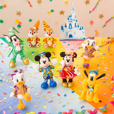"Tokyo Disney Resort 35th ""Happiest Celebration!"""