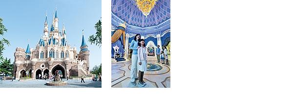 シンデレラのフェアリーテイル・ホールのイメージ