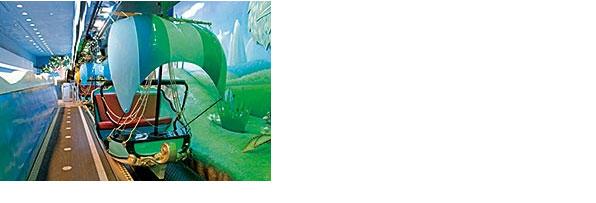 ピーターパン空の旅のイメージ