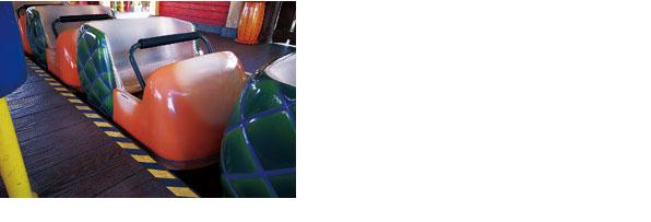 ガジェットのゴーコースターのイメージ