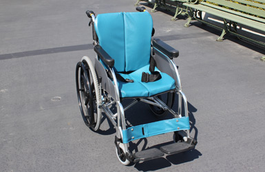 Battery-Assisted Push Wheelchairs