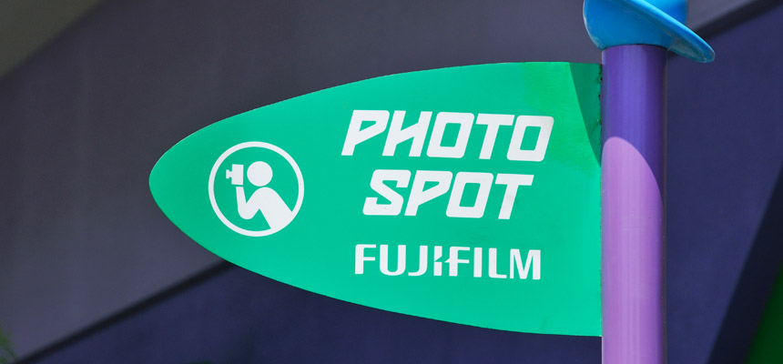 フォトスポットの画像