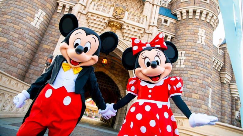 Tokyo Disneyland Kali Pertama