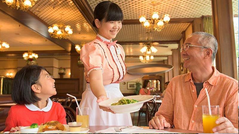 レストラン予約のイメージ