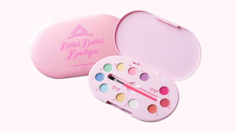Cosmetics Palette