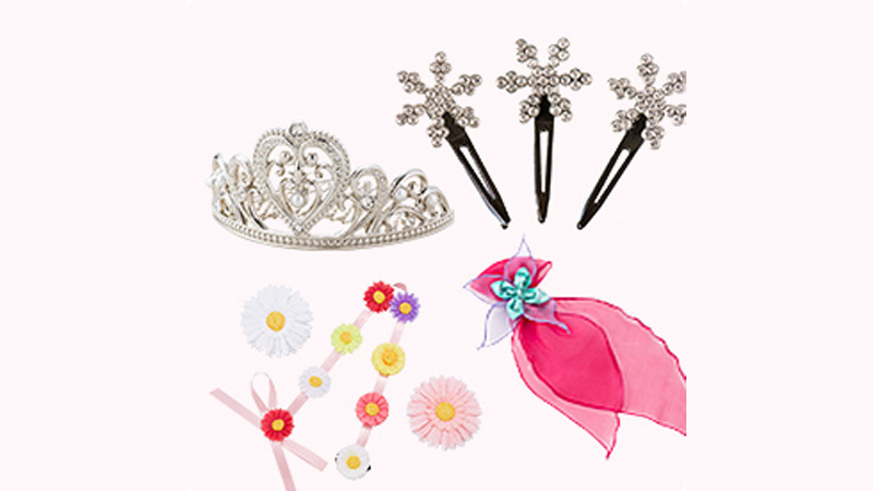 Tiara and Hair Accessories