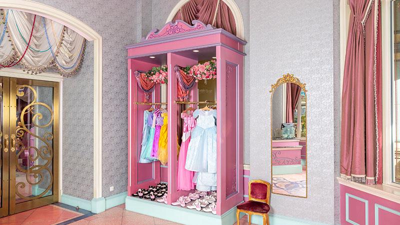 Bibbidi Bobbidi Boutiqueのイメージ
