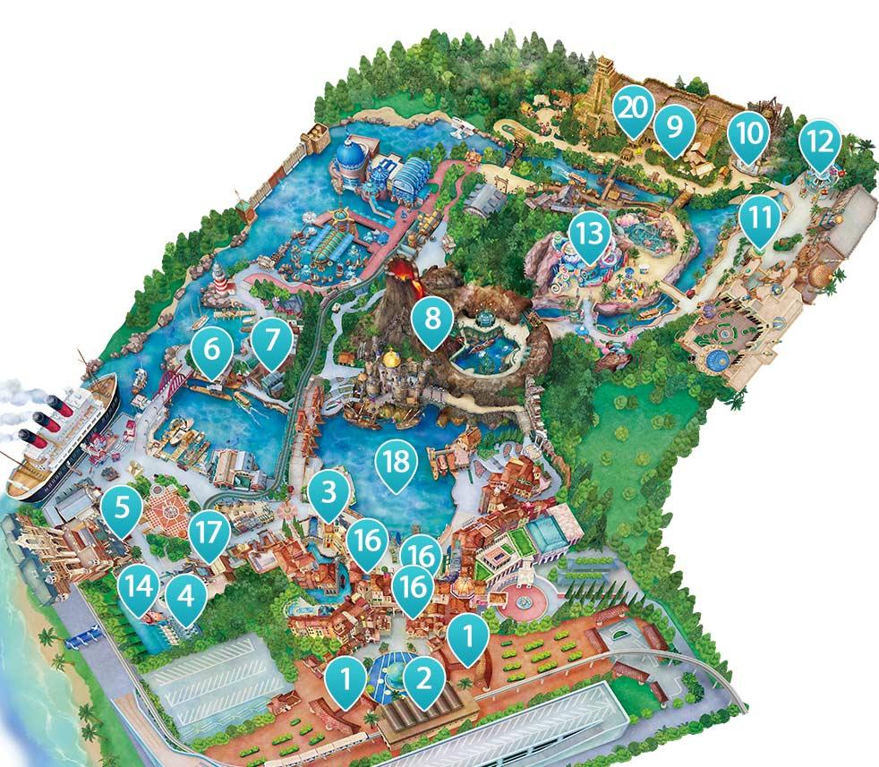 コースマップ画像