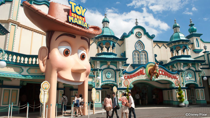13.Toy Story Mania!のイメージ