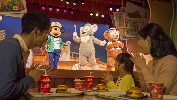 "6.Enjoy ""My Friend Duffy"" while you dine at Cape Cod Cook-Offのイメージ"