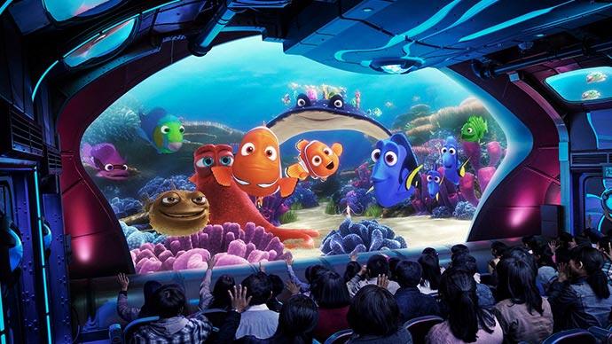 3. Nemo & Friends SeaRider