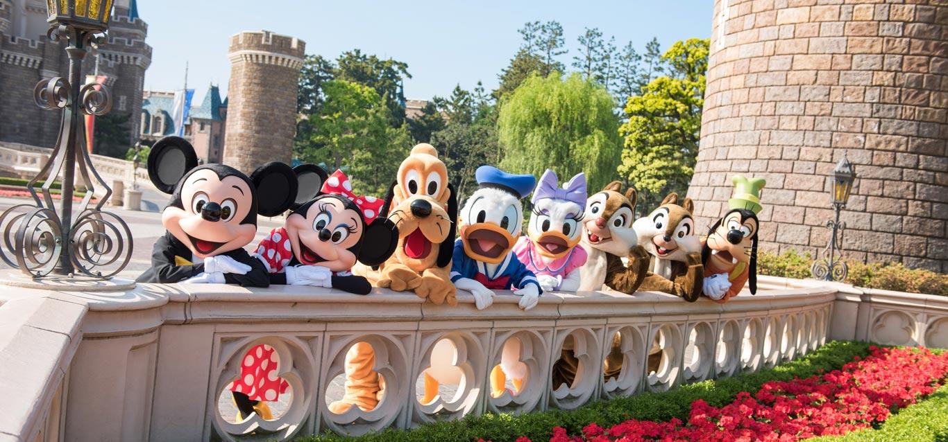 Menikmati Tokyo Disneyland Bersama Anak di Bawah Usia Tiga Tahun