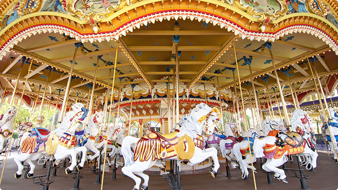 10.Castle Carrouselのイメージ