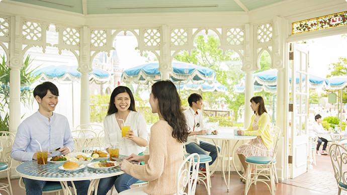 7.Plaza Pavilion Restaurantのイメージ