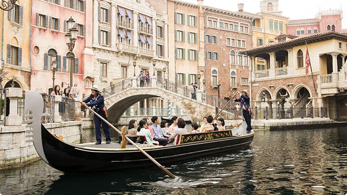 5.威尼斯貢多拉遊船のイメージ