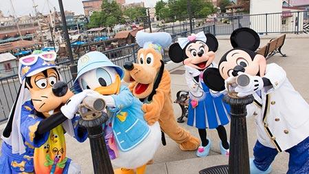 First Visit to Tokyo DisneySea