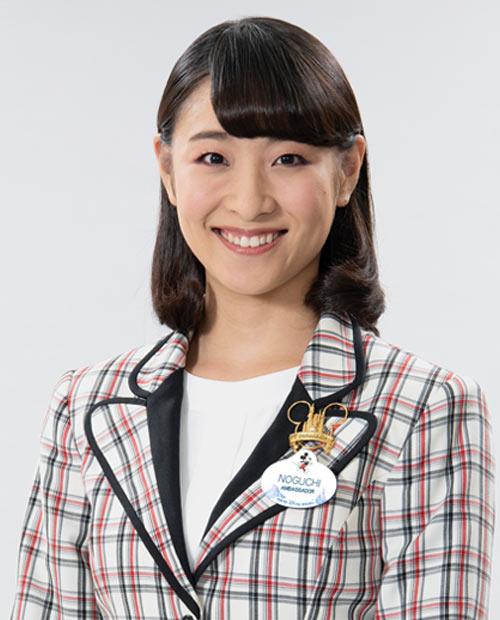 โตเกียวดิสนีย์รีสอร์ทแอมบาสเดอร์ประจำปี 2017 - 2018 ฟุคุโมโตะ โนโซมิ