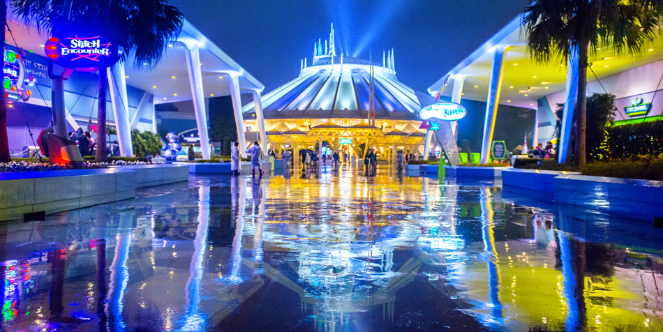Tips for Rainy Day Visits to Tokyo Disney Resort