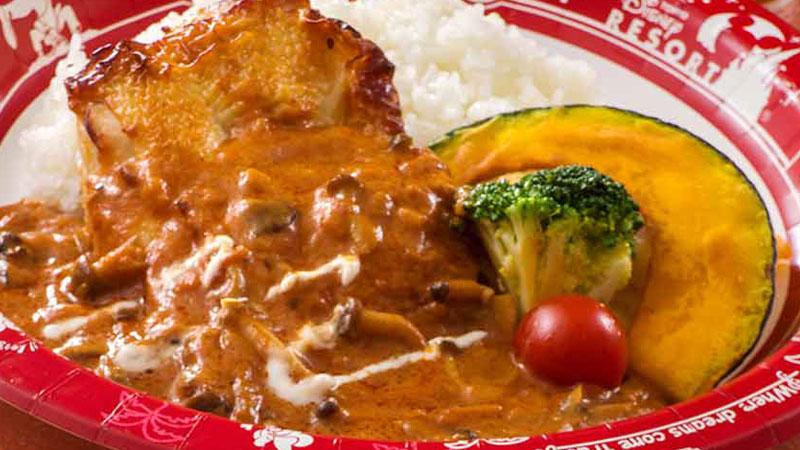 14.グランマ・サラのキッチンでハロウィーン限定プレートを味わうのイメージ