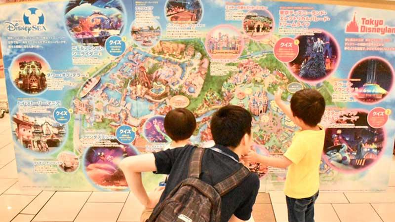 東京ディズニーリゾートフェアの画像