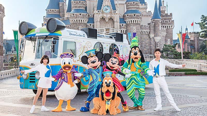 東京ディズニーリゾート®・スペシャルパレードの画像