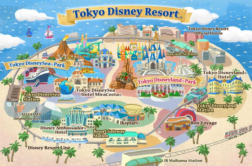 Official]How to enjoy your day at Tokyo Disney Resort|Tokyo Disney on