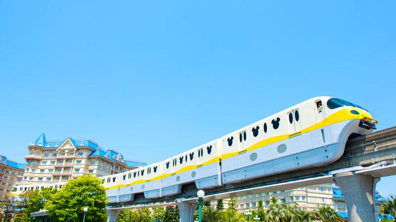 Disney Resort Line