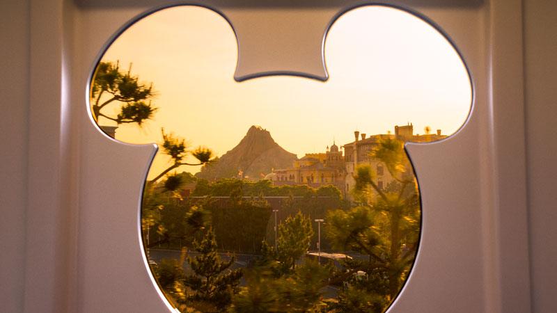 迪士尼度假区线