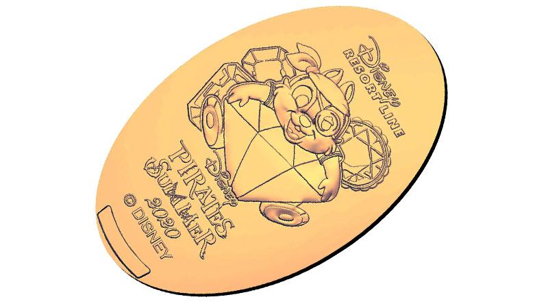 Souvenir Medal1
