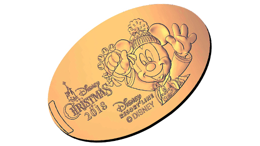 Suvenir Medali6