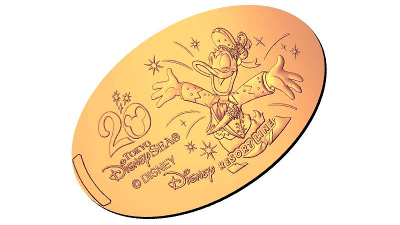 メダルのイメージ1