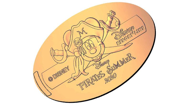 Souvenir Medal6