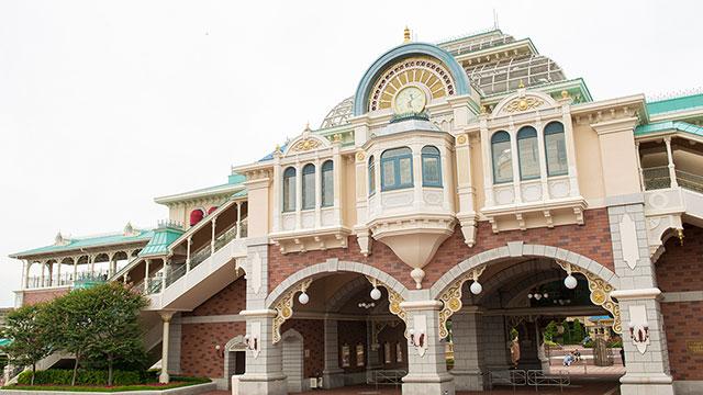 東京迪士尼樂園站