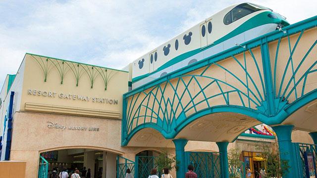 1:リゾートゲートウェイ・ステーションのイメージ