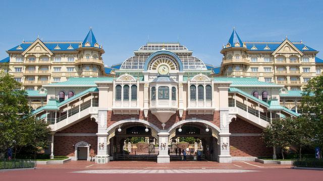 2:東京ディズニーランド・ステーションのイメージ