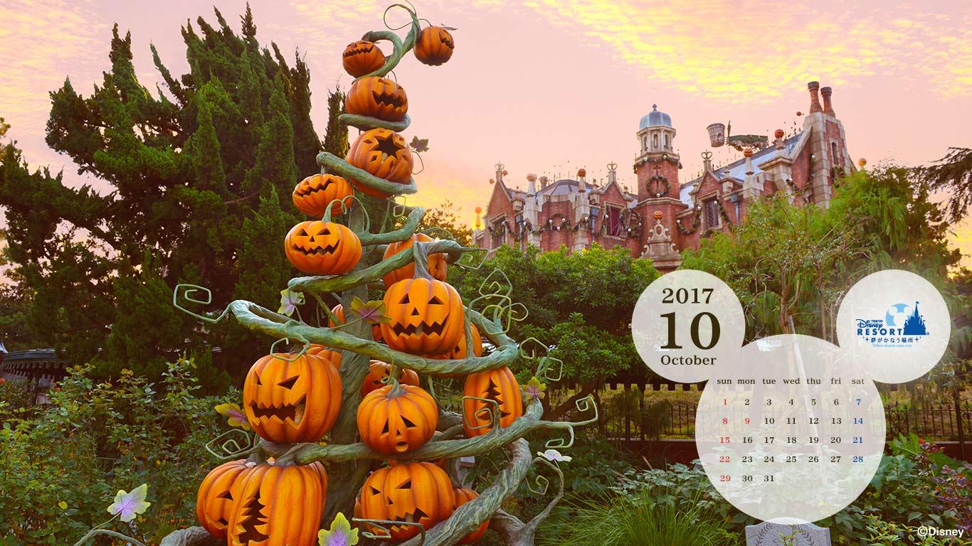 公式】壁紙カレンダー | 東京ディズニーリゾート
