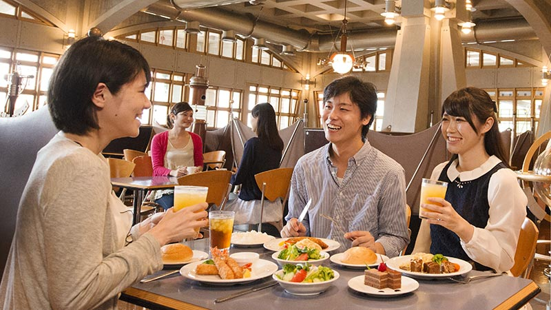 Menu / Restoran