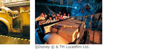 インディ・ジョーンズ®・アドベンチャー:クリスタルスカルの魔宮のイメージ