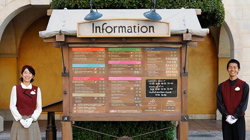 Park Information Board