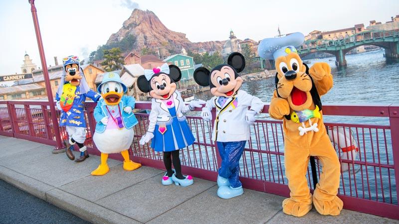 初访东京迪士尼海洋