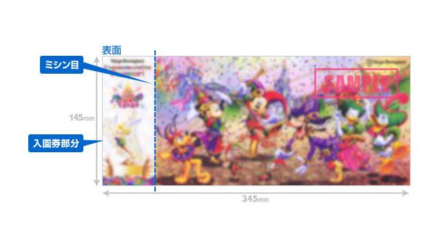 東京ディズニーランド15周年のイメージ