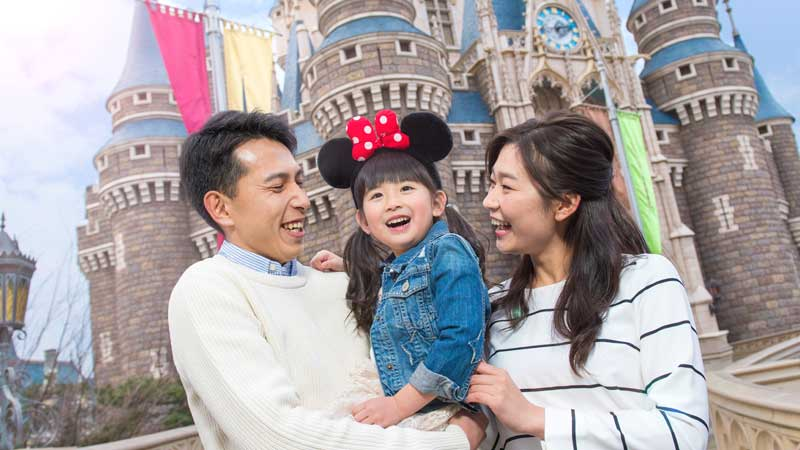 Book a Tokyo Disney Resort Vacation Package