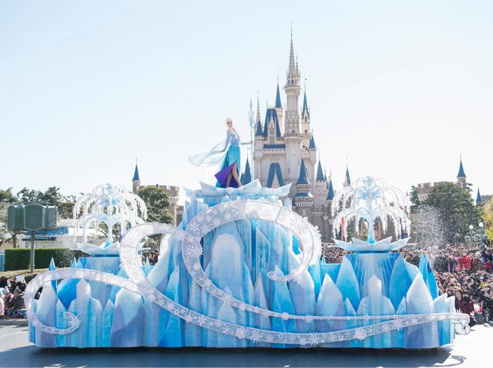 冰雪夢幻大遊行1