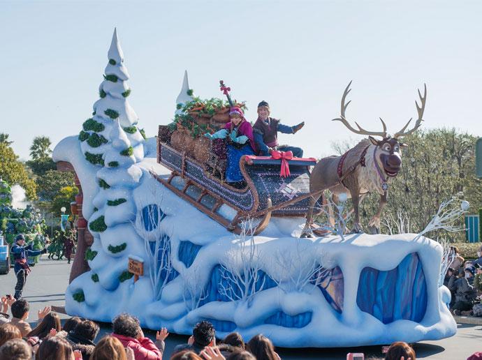 Parade Frozen Fantasy2
