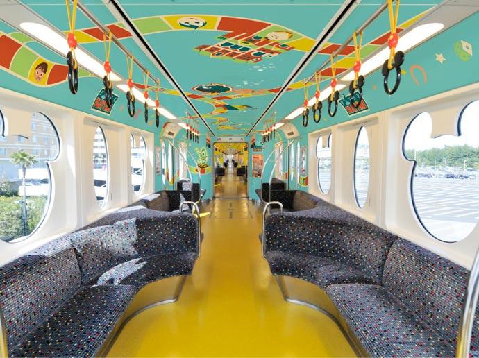 Monorel Disney Resort Line3
