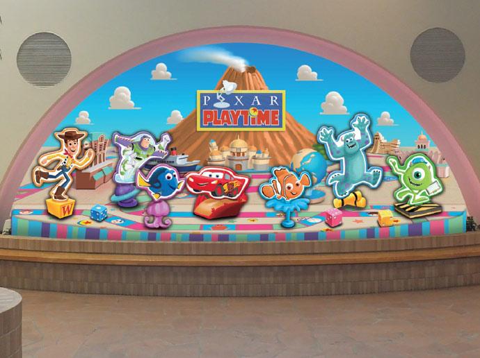 Monorel Disney Resort Line4