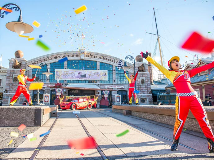 Lightning McQueen Victory Lap image2