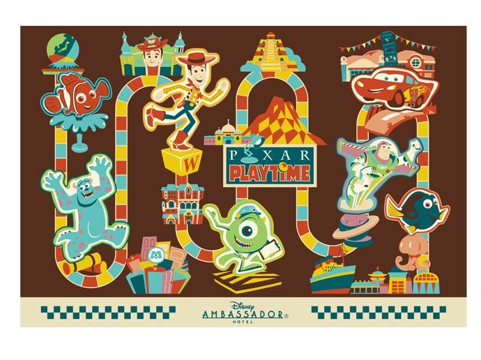 迪士尼饭店2